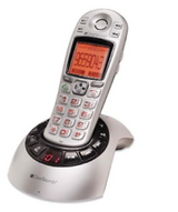 ClearSounds A600 DECT 6.0 Amplified Freedom Phone Clear Digital- for hearing impaired in Kingwood, Texas