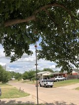 Kids climbing rope in Lawton, Oklahoma