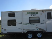 Wildwood 26BHXL travel trailer in Conroe, Texas