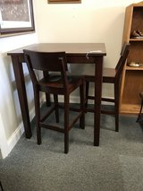 Bar Table with 2 Chairs in Aurora, Illinois