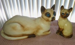 VINTAGE SIAMESE CATS in Elgin, Illinois