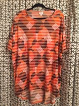 Luluroe Irma shirt! Brand new with tags in Fairfield, California