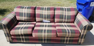 Hide-a-bed couch in Fort Riley, Kansas