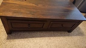 American Furniture wear house coffee table in Fort Carson, Colorado