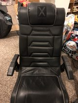 rarely used video gaming chair in Aurora, Illinois