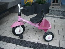 Girls Tricycle in Ramstein, Germany