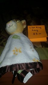 Lion King lovey in Fort Campbell, Kentucky