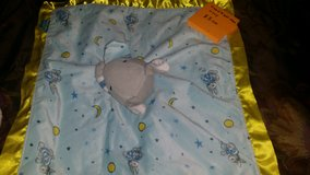 Goodnight Moon blankie in Fort Campbell, Kentucky