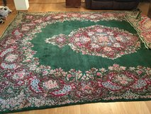 Vintage Hand Made Persian rug in excellent condition in Stuttgart, GE