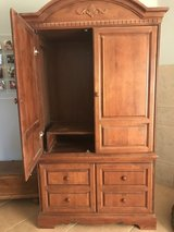 Armoire / TV Stand in Yucca Valley, California