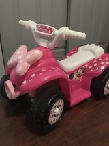 Toddler Quad Minnie in Yucca Valley, California