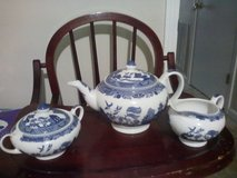 Johnson Bros. China in Fort Campbell, Kentucky