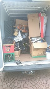 EVERYTHING MUST GO, JUNK REMOVAL,  ALL TRASH PICK UP AND GARBAGE DISPOSALS in Ramstein, Germany