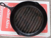 Lodge Cast Iron Grilling Skillet in Kingwood, Texas