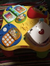 FisherPrice activity table in Conroe, Texas