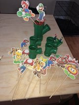 MARIO centerpieces in Travis AFB, California