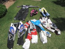 MX/ATV Dirtbike Quad Motorcycle boots,pants, helmets Youth/Adult in Fort Bliss, Texas
