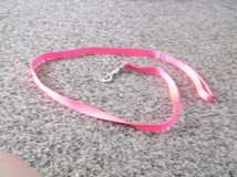 hot pink dog leash in Alamogordo, New Mexico