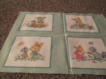bunny quilting panel in Alamogordo, New Mexico