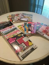 A bunch of nice magazines in Kingwood, Texas