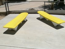 Poolside Loungers in Yucca Valley, California