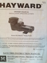 Pool Pump in Naperville, Illinois