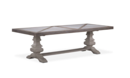 Marble Top Table with Urn Base 9Ft. in Clarksville, Tennessee