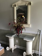 Foyer Mirror and Base in Clarksville, Tennessee