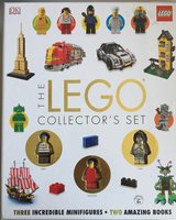 Lego Collector's Set: 2 Book Box Set with Minifigures in Tinley Park, Illinois