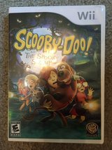 Scooby Doo the spooky swamp Wii - in Orland Park, Illinois