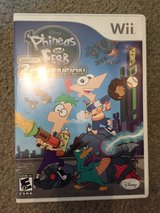 Phineas and Ferb: Across the Second Dimension Wii in Chicago, Illinois