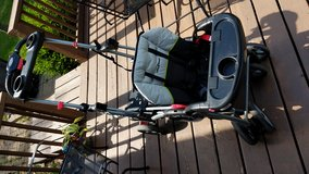 Sit and stand stroller in Aurora, Illinois