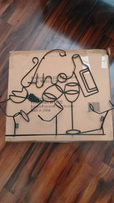 Brand new  mounted Wine Holder in 29 Palms, California