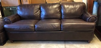 Leather Sofa in Fort Lewis, Washington