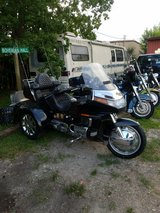 Honda Goldwing TRIKE with reverse and stereo in Baytown, Texas
