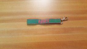 Name keychain(Abby) in Fort Polk, Louisiana