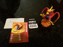Skylanders Video Game Figure Spyro Series Sunburn in Aurora, Illinois