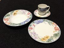 Optima by Mikasa - Super strong fine China    (Spring Legacy design) in Aurora, Illinois