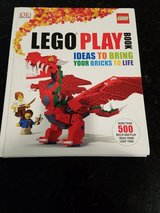 Lego Play Book Hardcover in Aurora, Illinois