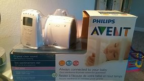Philips Avent baby monitor in Fort Carson, Colorado