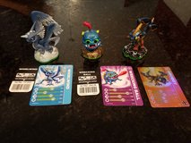 Group of 3 Skylanders Video Game Figures in Aurora, Illinois