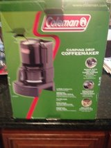 Coleman camping drip coffeepot 10 cup in Glendale Heights, Illinois