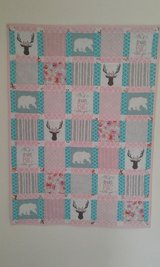 Dream Big Little Girl Baby/Toddler Quilt in Fort Lewis, Washington