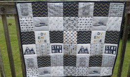 Little Adventurer Baby/Toddler Boy Quilt in Fort Lewis, Washington