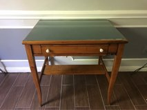 Antique writing desk with pull out in Cleveland, Texas