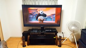 """70"""" Sony 3D TV w/ two pair of 3D glasses in Okinawa, Japan"""