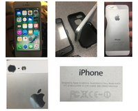 UNLOCKED iPhone 5 64GB mint condition, free Otterbox type case, new wall charger + USB cable in Fort Rucker, Alabama