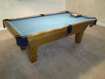pool table in Joliet, Illinois
