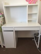 IKEA Student Desk with Hutch Includes Chair in Stuttgart, GE