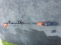 Black & Decker battery operated tree trimmer in Plainfield, Illinois